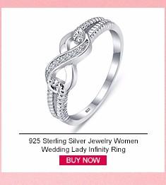כסף סטרלינג 925 טבעות תכשיטי נשים 925 תעודת #RI101087 מותג טבעות S925 חותמת הגברת אינסוף טבעת