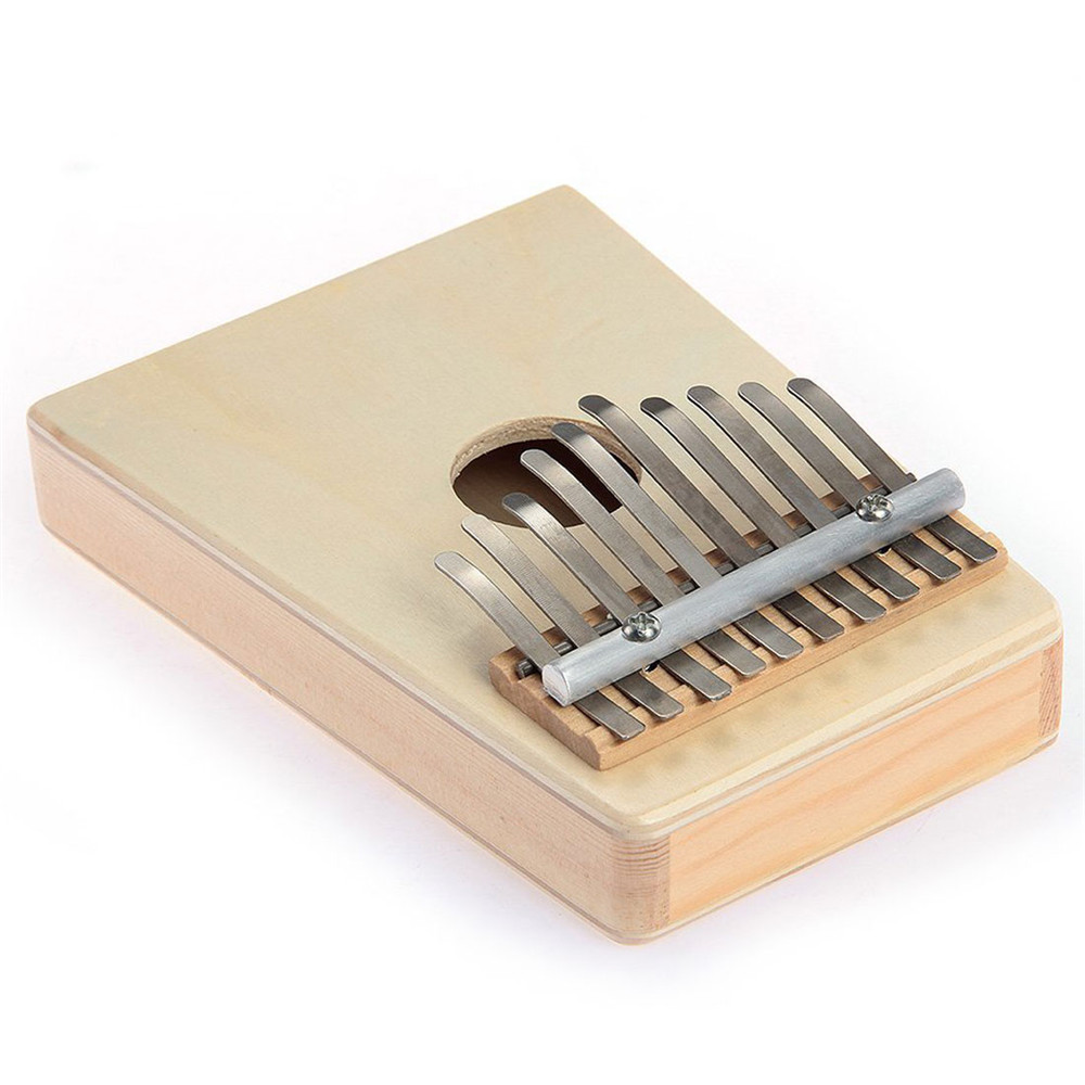 how to play 10key kalimba