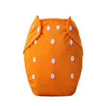 Baby Diapers Washable Reusable nappies changing Grid Cotton training pant happy cloth diaper sassy fraldas Winter