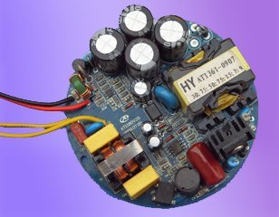 LED Constant current driver;AC85-265V input;320ma/36*1W output;P/N:AT1580