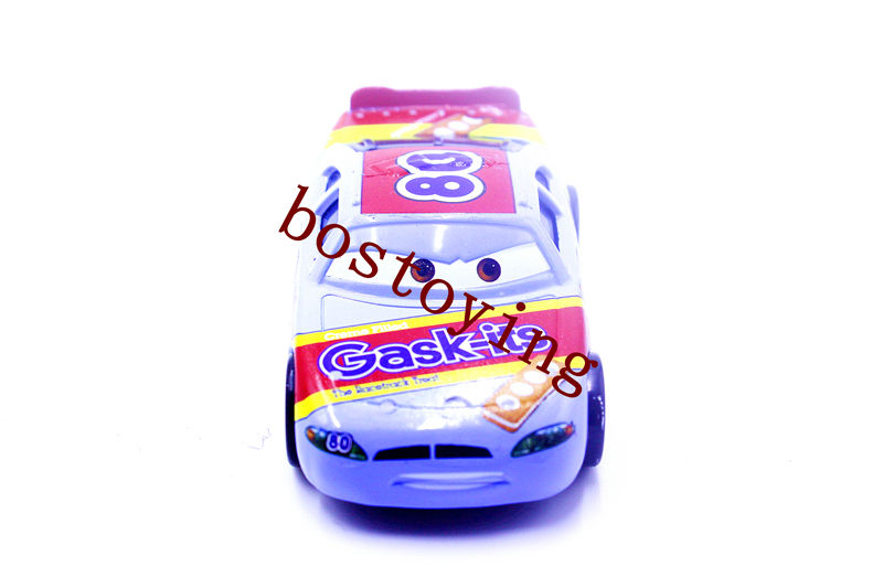 Pixar Cars No.80 Gask-Its Metal Diecast Toy Car 1:55 Loose Brand New In Stock & Free Shipping(China (Mainland))