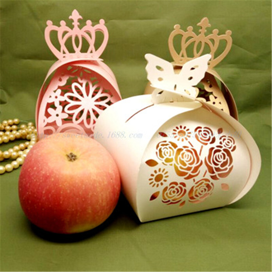 2016 NEW Christmas Eve Apple Box Gift Bag Wedding Favor Birthday Party Supplies Christmas Gift Decor Apple Package 50pcs(China (Mainland))