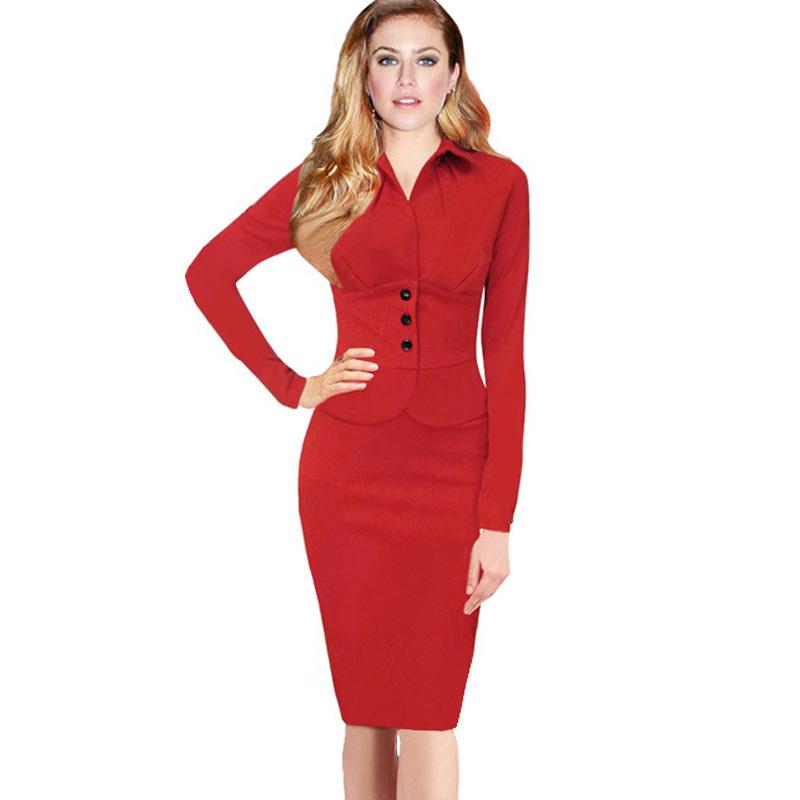 Women Dress Suits Elegant Business Suits Blazer Formal Office ...