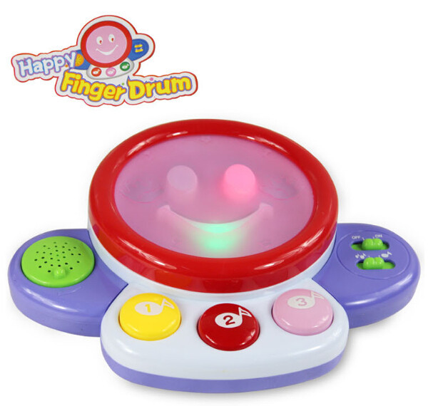 Happy hand clap drum beat music emitting little king infant baby early education toys 0-12 years old - Shenzhen JiaYuanGuang Technology Co., Ltd. store