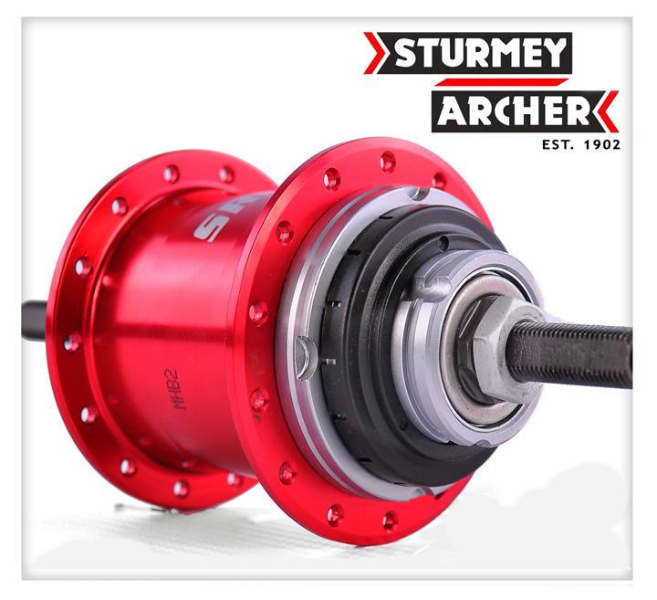 Втулка велосипедная Sturmey SRF5 5 28 119 175 втулка переднего стабилизатора мазда 5