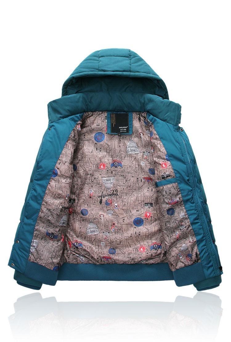 Скидки на Куртка Мужчины Зимний Дизайн 2016 Fit Толстые Теплые Твердые Капюшоном Ветрозащитный Пальто Бизнес Пальто Одежда Куртка Пальто Для Мужчин