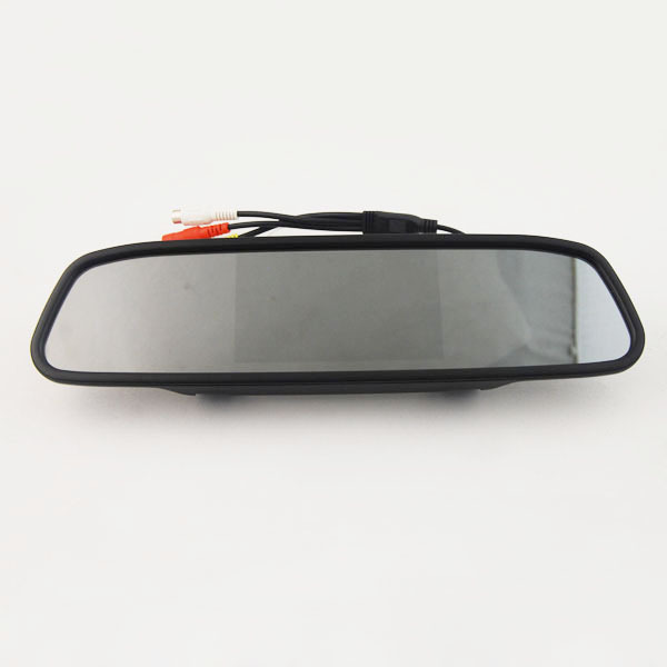 car rear view mirror rear view monitor tft lcd. Black Bedroom Furniture Sets. Home Design Ideas