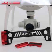 DJI Phantom 4 Parts 3K Carbon Fiber Landing Gear Gimbal Camera Protector Board for DJI Phantom 4 Gimbal and Lens Free Shipping