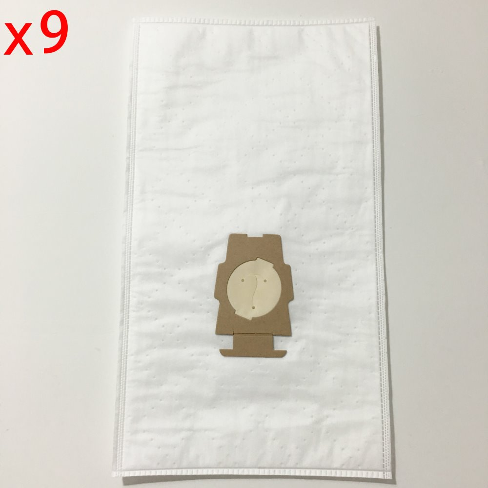 9Pcs Free Post New For Kirby Universal Bag suitable for Kirby Universal Hepa Cloth Microfiber Dust Bags For KIRBY Sentrial F/T(China (Mainland))
