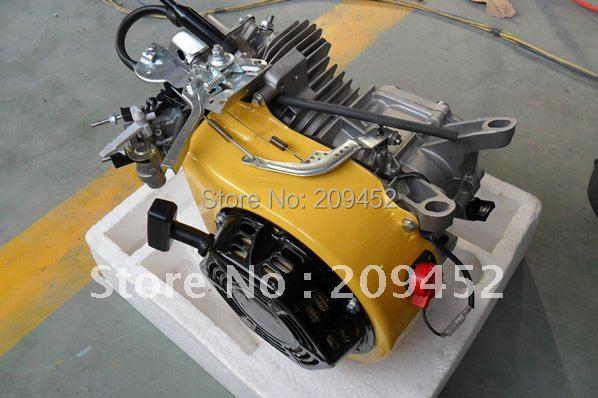 Powerful 196cc Racing Kart Engine Go Kart Engine For