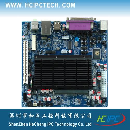 HCIPC 2045-2 ITX-HCM25D61E,6COM,7USB,1Mini PCIE.2SATA.1GigaLAN,PCI,LVDS+VGA+HDMI,LPT.1*DDR3,ATX,Mini ITX Motherboard<br><br>Aliexpress