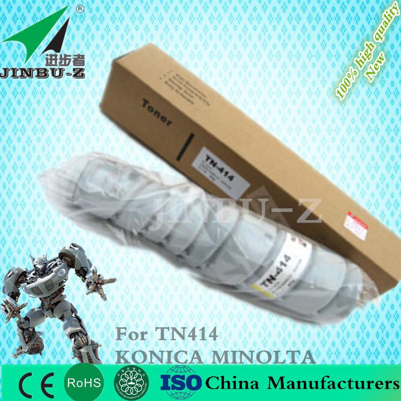 Free shipping New(JZ) TN414 414 Toner Cartridge 14K Yield High capacity for Konica Minolta 363 4238 toner<br><br>Aliexpress
