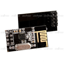 Buy nRF24L01+ 2.4GHz Antenna Wireless Transceiver RF Transceiver Module Arduino Raspberry Pi Compatible K19 5pcs/lot for $6.93 in AliExpress store