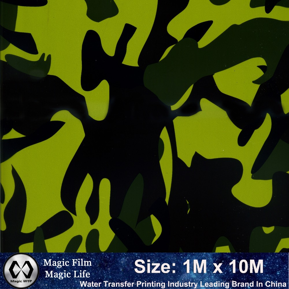 Super Value Water Transfer Printing Film Camo.Hydrographic Film NO. M-2937-1 Transfer Water Width 1M Length 10M(China (Mainland))