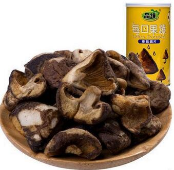 Free delivery 75g / national package 3 package / many snack specialty mushrooms chips dried fruit products, dried vegetables Chi(China (Mainland))