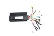 Black 48V 1500W Brushless DC Sine Wave Controller 36V 1100W ebike controller 48V 1500W ebike controller Regenerative Function