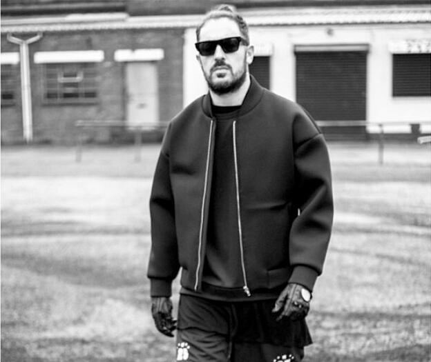 Streetwear para hombre ropa de moda fresca chaquetas para hombre ropa outfit S,XXL slim fit algodón espacio llano negro MA1 chaq.