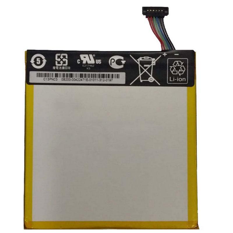 Original 3.7V 3910MAH rechargeable Tablet battery C11P1311 for Asus tab MeMO Pad HD 7 ME175 ME175KG Dual SIM HD7 batteria AKKU(China (Mainland))