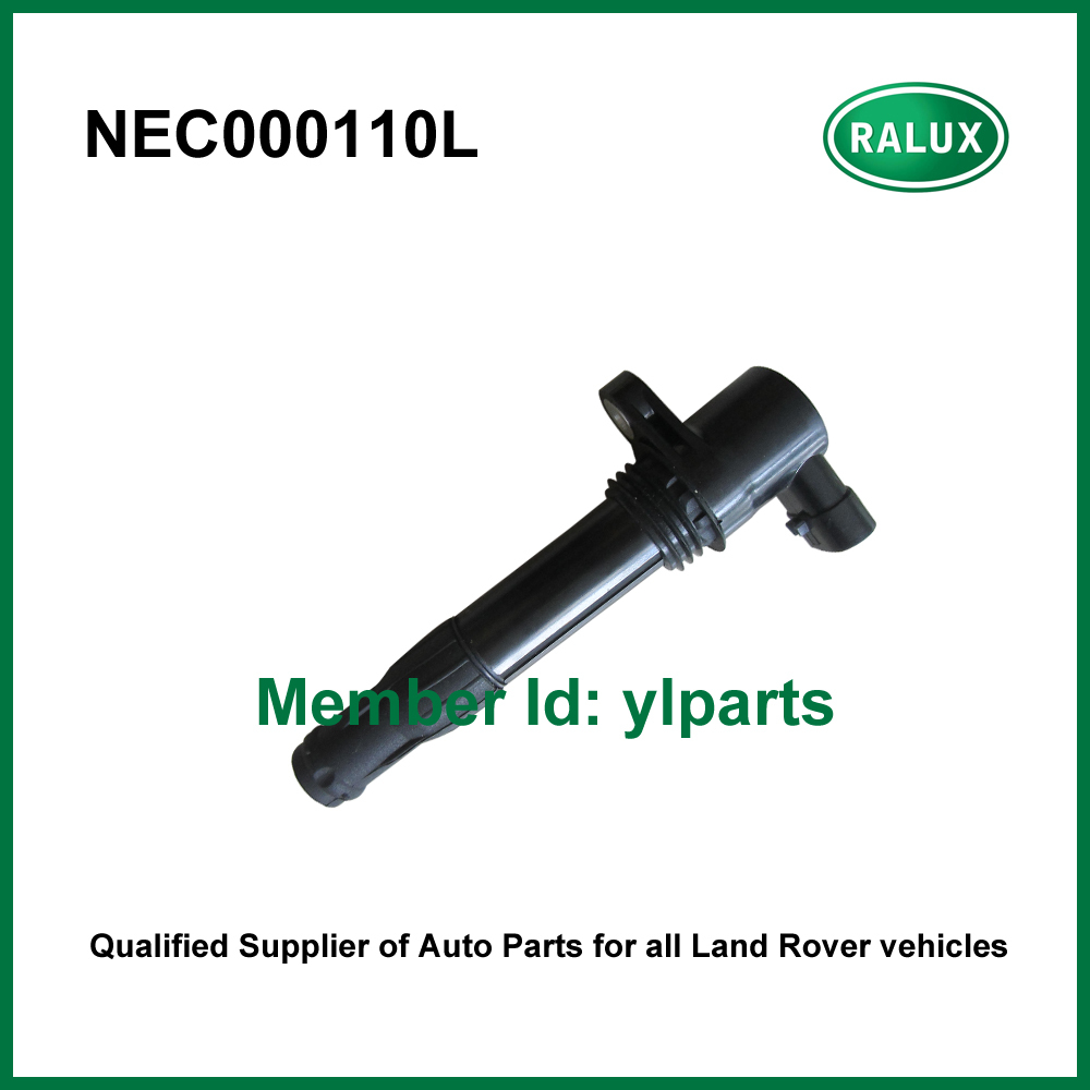 NEC000110L short dry car spark coil for LR1 Freelander 1 1996 2006 auto ignition coil replacement