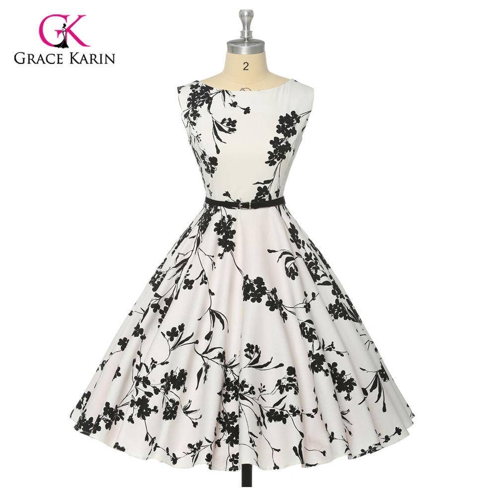 Dropshiping 2016 Summer Style Womens Pin up Dresses Audrey