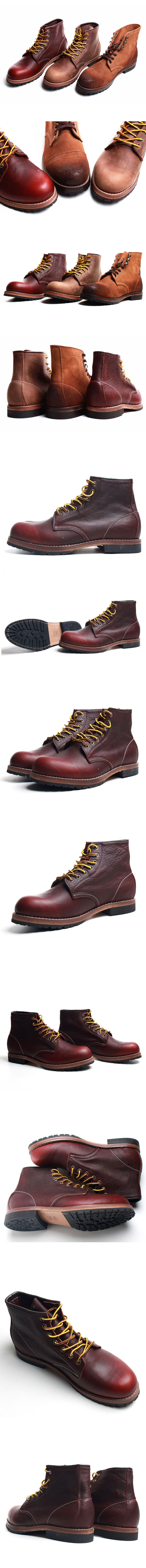 Martin boots men boots British style unisex autumn winter fashion  shoes
