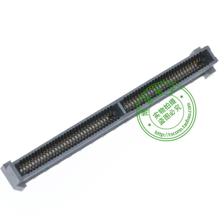 SAMTEC connector pitch 0.8 2 * 60 120PIN Model : hsec8-160-01-s-dv-a<br><br>Aliexpress