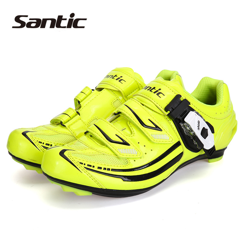 Здесь можно купить  SANTIC Professional Women Cycling Shoes Nylon TPU Soles Road Bike Athletic Shoes Breathable Bicycle Racing Self-Locking Shoes SANTIC Professional Women Cycling Shoes Nylon TPU Soles Road Bike Athletic Shoes Breathable Bicycle Racing Self-Locking Shoes Спорт и развлечения