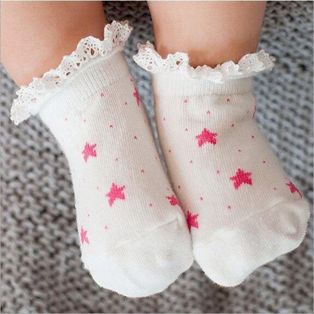 100% дети носки детские новорожденного мальчика девушка свободного покроя противоскользящие ...