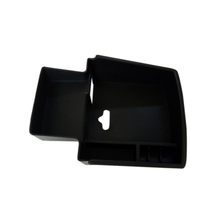 Buy 2008-2016 Audi Q5 8R Interior Accessories Central Console Armrest Box Storage Box Holder Container Black for $14.03 in AliExpress store