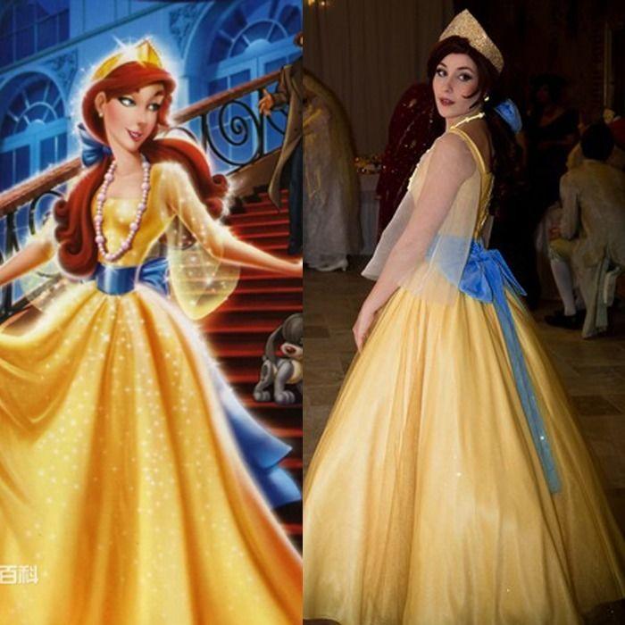 Anastasia Cinderella Costume