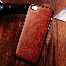 with LOGO original Genuine leather case For iphone 5 5S brand best quality mobile Phone Accessories For Apple LOGO Back cover