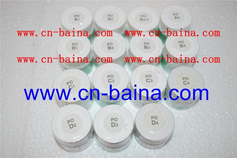 Noritake ex-3 ex3 paste opaque 6gram PO opaquer dental denture laboratory technician material(China (Mainland))
