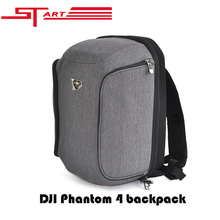 New DJI Phantom 4 Shoulder Bag Backpack Carrying Box Case Waterproof Soft Pack For RC Quadcopter DJI Phantom 4 Drone Fast Ship