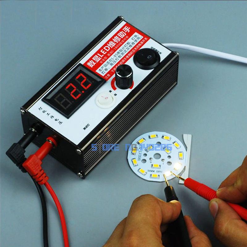Free split screen LED Tester LCD TV LED backlight Tester Lamp beads Light board LED light Tester(China (Mainland))