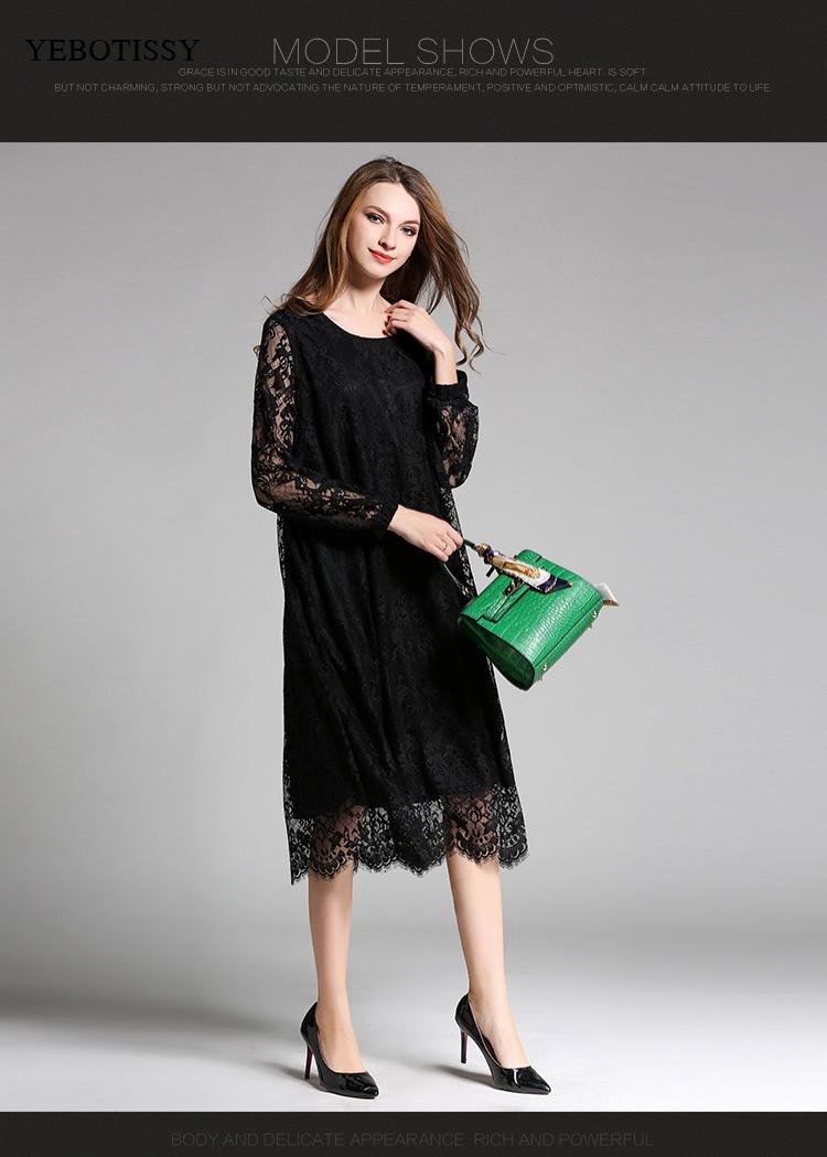 lace dress 2017 plus size (6)