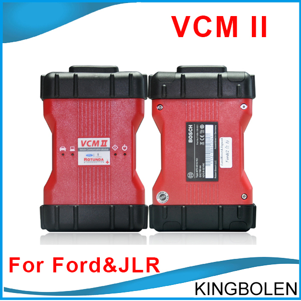 2015 Professional VCM 2 Diagnostic Scanner Fo-d JLR VCM2 V94 V141 IDS Diagnostic Tool VCM II 2 in 1(China (Mainland))