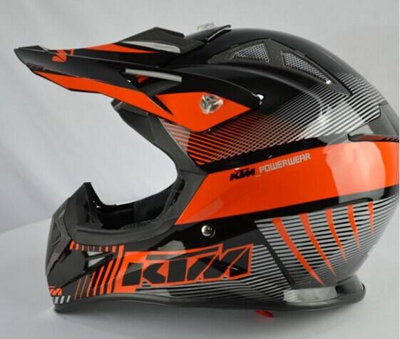 New Brand KTM Helmet professional motocross helmet Men motorcycle helmet Dirt Bike Rally capacete DOT Approved M/L/XL/XXL