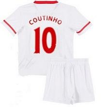 Top quality 2016  Liverpools soccer jerseys STURRIDGE  Kids 2016 jersey Home red custom  football shirts Free shipping(China (Mainland))