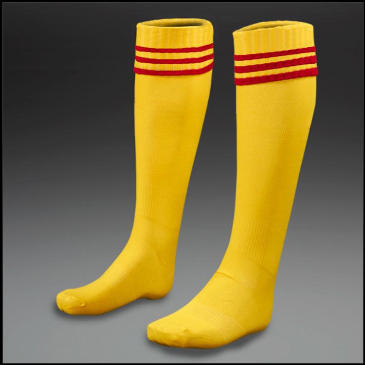 High quality towel socks professional football equipment supplier(China (Mainland))