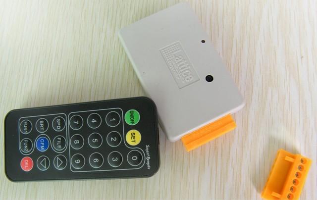 IR remote SD card led SPI pixel controller;control 1024 pixels, DC5-24V input