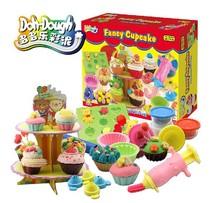 Полимерная глина инструменты детские игрушки игра тесто моделирование глиняные комплект инструментов для творчества делая цветастый мягкий полимерный обучения и образования