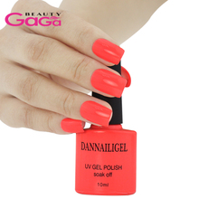 Buy Beauty Gel #31 Dannail Shiny Color 10ml Long Lasting Soak UV Gel Nail Polish Nail Art UV Manicure Cosmetic Blink Gel for $5.98 in AliExpress store