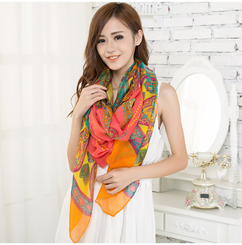 Silk Scarves India Online