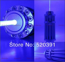Super Powerful 100000mw 100W 5in1 450nm blue font b laser b font pointer burn match candle