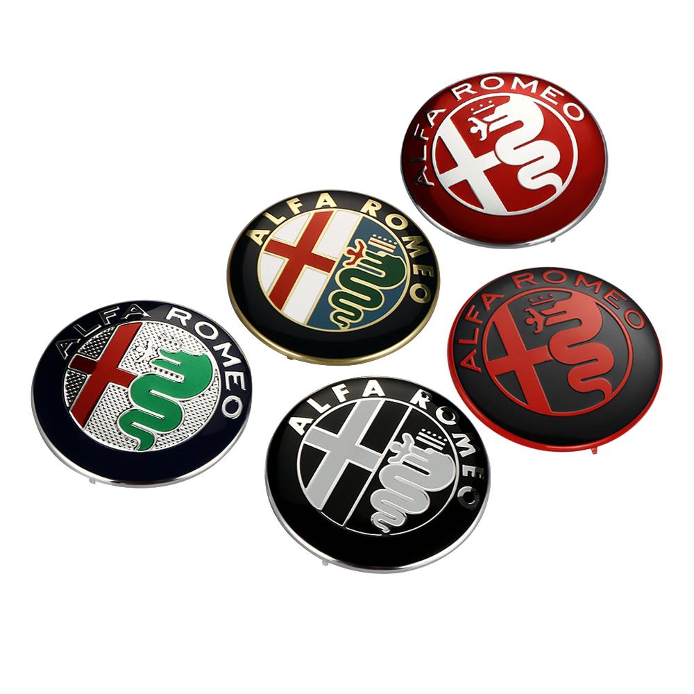 Alfa romeo emblema 74mm 8