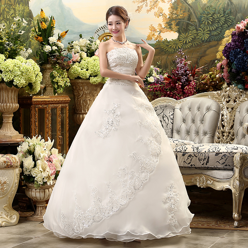 Latest Wedding Dresses And Their Prices : Price new ball gown sweetheart beading white wedding dresses