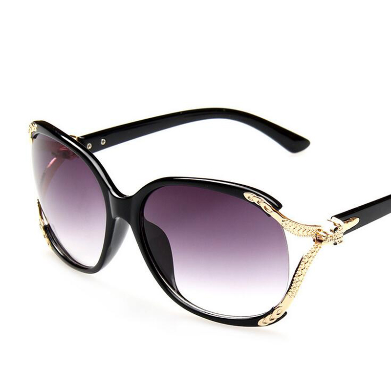 Women's Sunglasses So Real Brand Designer Spectacles Hollow Frame Plastic Glasses With Logo Box(China (Mainland))