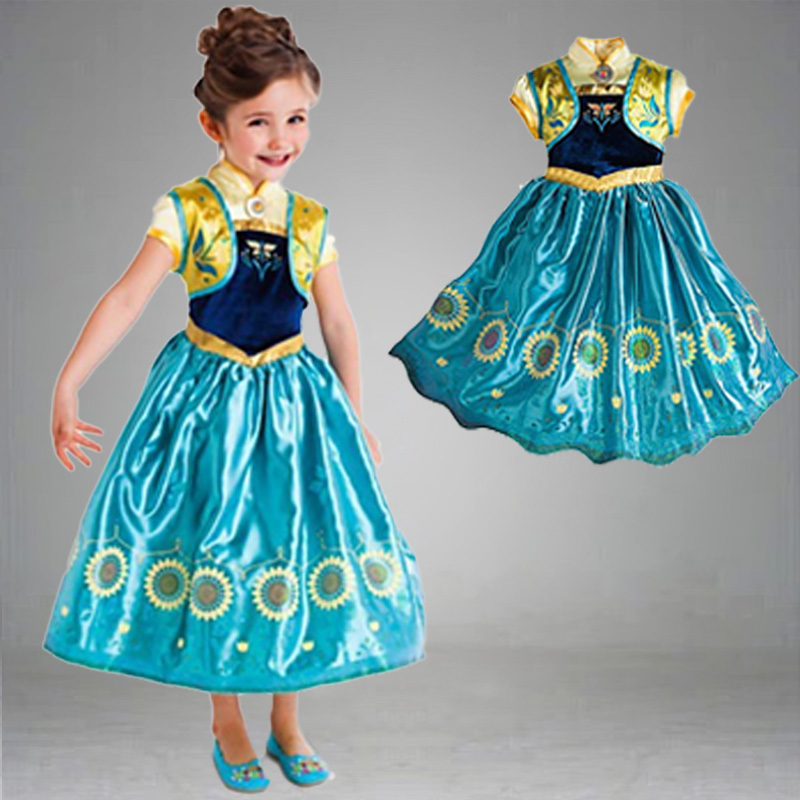 New 2015 Baby Girls Lace Dress for Party Children Brand Next Princess Dresses Kids Casual Costume Robe Girls Party Dress(China (Mainland))