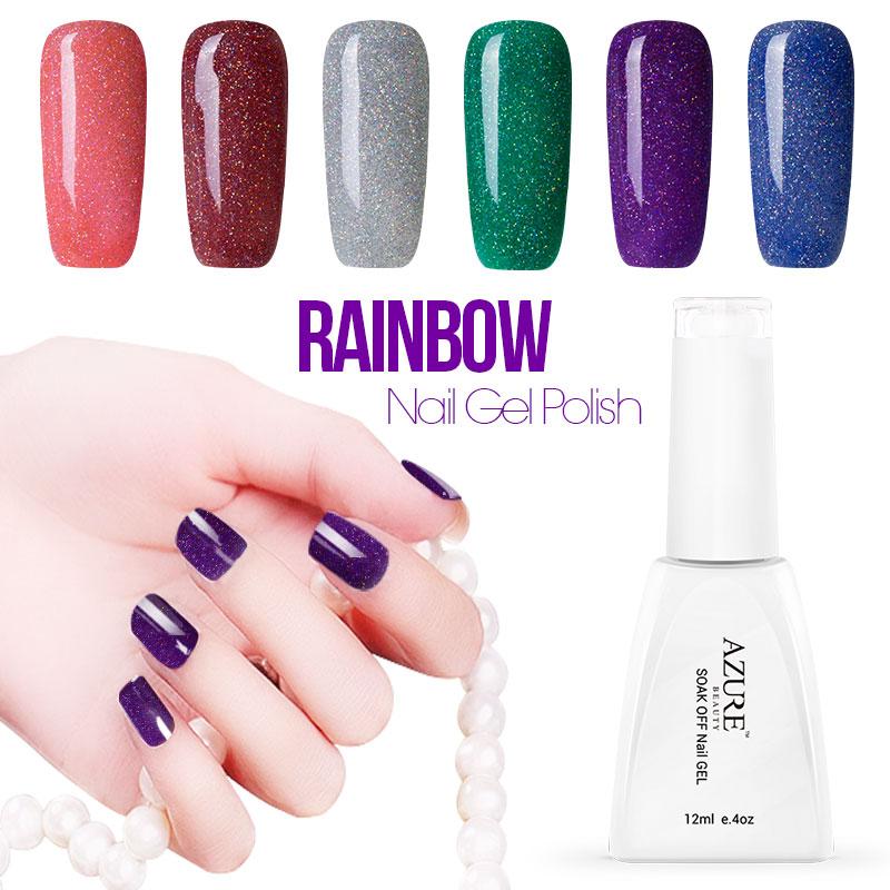 12ml UV Gel Nail Neon Shiny Color Gel Lacquer Polish Long-Lasting Nail Gel Peel Off Soak-off LED Lamp Cosmetic Hot Color Gel(China (Mainland))