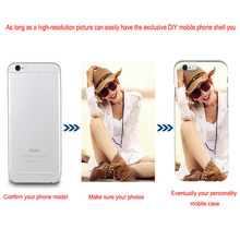 Custom Design OEM DIY Photo LOGO Phone Case For LG G2 G3 G4 G5 Custom Printing Back Cover Free Logo Fee(China (Mainland))